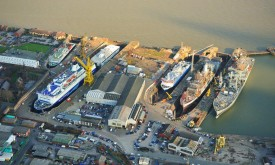 Cammell Laird view from air (small)