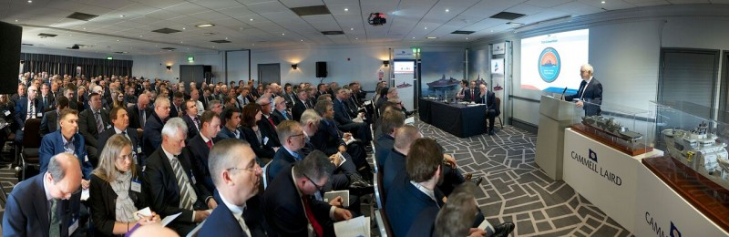 Cammell Laird Type 31e supplier conference
